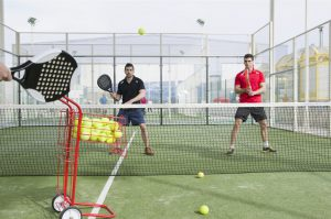 padel training en clinics