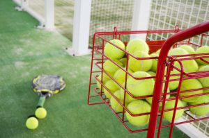 Padel trainingen en clinics